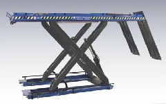 DUO 3.5 ton scissor lift